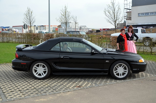 Danielle Asciovecchere   1995 Ford Mustang GT (2)
